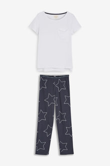 Next Cotton Pyjamas - 263217