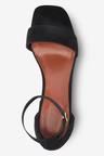 Next Forever Comfort Simple Block Heel Sandals