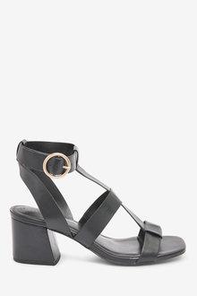 Next Gladiator Sandals-Regular - 263284
