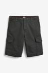 Next Premium Laundered Cargo Shorts