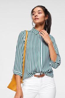 Urban Cross Over Back Stripe Shirt - 263337