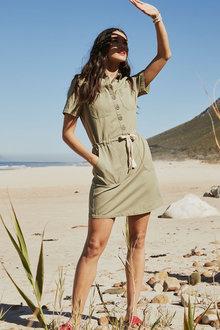 Urban Shirt Safari Dress - 263352