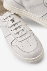Next Signature Retro Leather Lace-Up Trainers