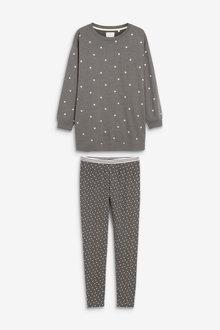 Next Legging Pyjamas - Tall - 263472