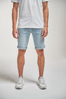 Next Denim Shorts-Straight Fit