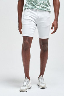 Next Denim Shorts-Straight Fit - 263480