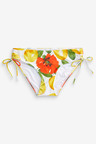 Next Ruched Side Bikini Briefs