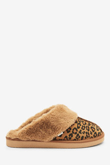 Next Suede Mule Slippers - 263569
