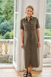 Next Emma Willis Utility Dress - 263570