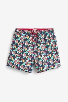 Next Toucan Print Swim Shorts - 263646