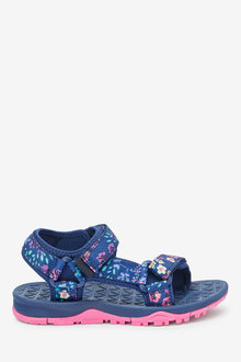 Next Print Trekker Sandals (Older) - 263690