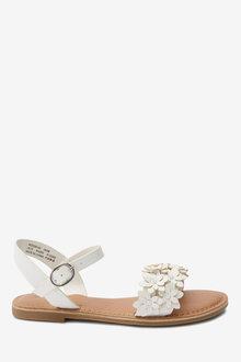 Next Flower Embellished Sandals (Older) - 263698