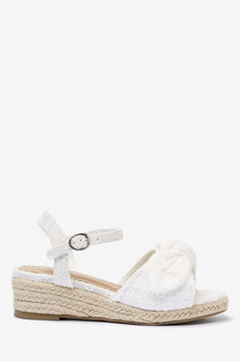 Next Bow Wedge Sandals (Older) - 263700