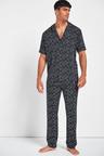 Next Geo Pyjama Set