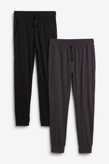 Next Cuffed Pyjama Bottoms 2 Pack - 263745