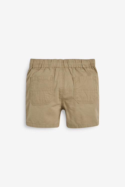 Next 3 Pack Pull-On Shorts (3mths-7yrs)