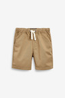 Next 2 Pack Pull-On Shorts (3-16yrs)