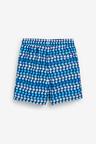 Next Fish Print Swim Shorts (3mths-16yrs)