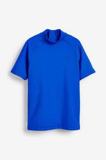 Next Short Sleeve Sunsafe Rash Vest (1.5-16yrs) - 263935
