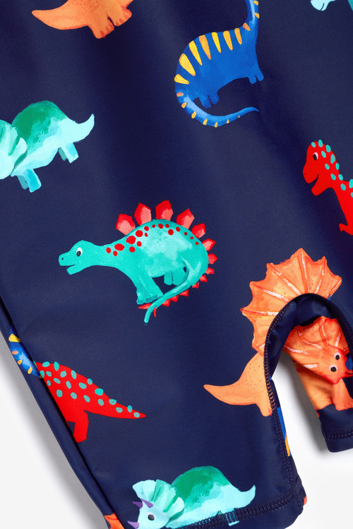 Next Dino Sunsafe Swimsuit (3mths-7yrs)