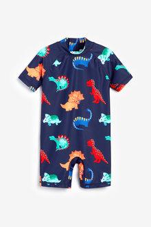 Next Dino Sunsafe Swimsuit (3mths-7yrs) - 263940