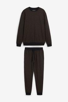 Next Pattern Pyjama Set - 264070