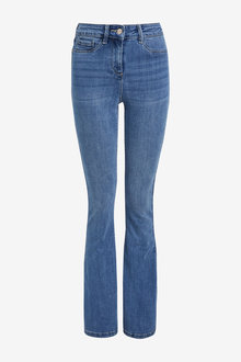 Next Power Stretch Flared Jeans - 264238