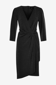 Next Jersey Wrap Dress - 264255