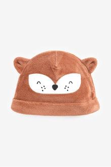 Next Fox Velour Hat (0-12mths) - 264420