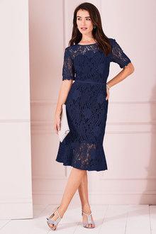 Kaleidoscope Lace Dress - 264551