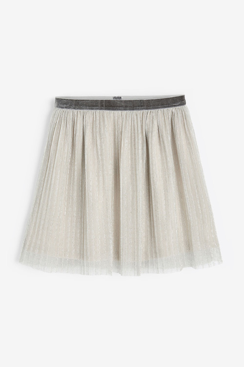 Next Silver Skirt