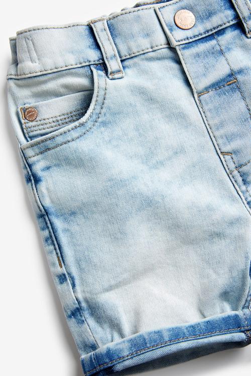 Next Denim Shorts (3mths-7yrs)