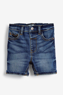 Next Denim Shorts (3mths-7yrs) - 264873