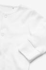 Next 5 Pack Essentials Sleepsuits (0-9mths)
