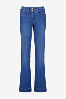 Next Lift, Slim And Shape Flared Jeans - 264974