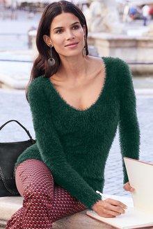 Heine Fluffly Pullover - 264996