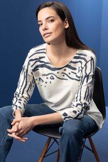 Heine Animal Sweater - 265005