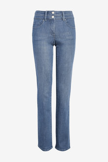 Next Lift, Slim And Shape Boot Cut Jeans - 265034
