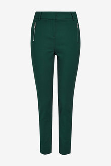 Next Skinny Zip Trousers - 265079