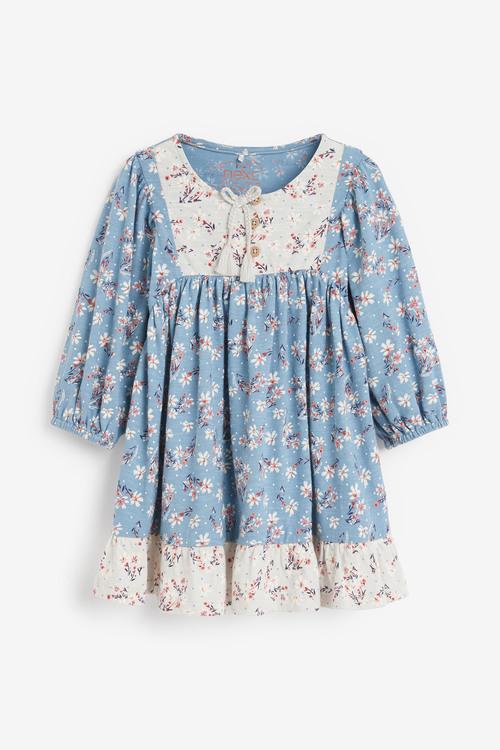 Next Ditsy Print Dress (3mths-7yrs)