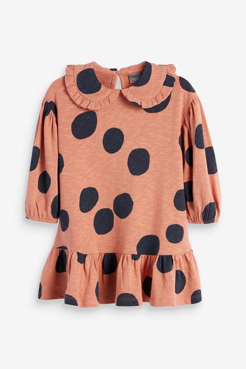Next Frill Collar Dress (3mths-7yrs)