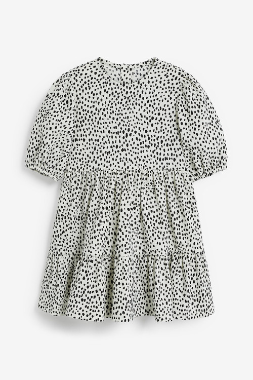 Next Dalmation Print Dress (3mths-7yrs)