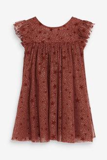 Next Mesh Dress (3mths-7yrs) - 265134