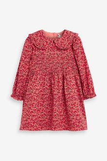 Next Shirred Collar Dress (3mths-7yrs) - 265244