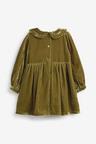 Next Lace Collar Velvet Dress (3mths-7yrs)