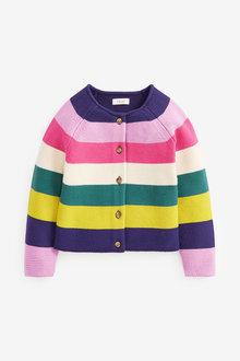 Next Stripe Cardigan (3mths-7yrs) - 265267