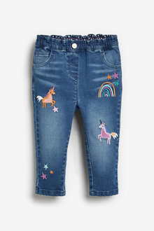 Next Pull-On Jeans (3mths-7yrs) - 265466