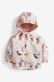 Next Shower Resistant Character Printed Jacket (3mths-7yrs) - 265497