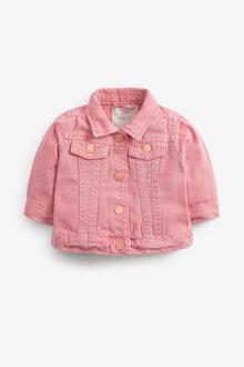 Next Denim Western Jacket (3mths-7yrs) - 265507