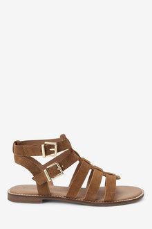 Next Forever Comfort Gladiator Sandals-Regular - 265533